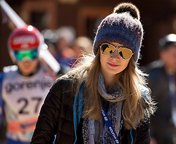 20.03.2014, Planica, Ratece, SLO, FIS Weltcup Ski Sprung, Planica, Qualifikation, im Bild Ewa Bilan Stoch // Ewa Bilan Stoch during the qualifikation of the mens individual large Hill of the FIS Ski jumping Worldcup Cup finals at Planica in Ratece, Slovenia on 2014/03/20. EXPA Pictures © 2014, PhotoCredit: EXPA/ Newspix/ Irek Dorozanski<br /> <br /> *****ATTENTION - for AUT, SLO, CRO, SRB, BIH, MAZ, TUR, SUI, SWE only*****