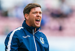 Bristol Rovers manager Darrell Clarke shouts - Mandatory by-line: Matt McNulty/JMP - 16/09/2017 - FOOTBALL - DW Stadium - Wigan, England - Wigan Athletic v Bristol Rovers - Sky Bet League One