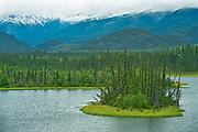 Muncho Lake<br />Muncho Lake Provincial Park<br />British Columbia<br />Canada