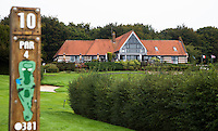 SAINT OMER (France) - Clubhuis, AA Saint-Omer Golf Club. Copyright Koen Suyk