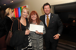 A party to promte the exclusive Puntacana Resort & Club - the Caribbean's Premier Golf & Beach Resort Destination, was held at The Groucho Club, 45 Dean Street London on 12th May 2010.<br /> <br /> Picture shows:-Left to right, TANYA HAMILTON-SMITH, ALISON NICHOLLS and MICHAEL FRASER