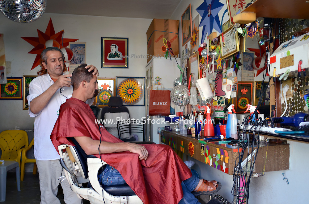 Barber Dheisheh Refugee Camp is a Palestinian refugee camp located just south of Bethlehem in the West Bank. Dheisheh was established in 1949 on 0.31 square kilometers of land leased from the Jordanian government. The camp was established as a temporary refuge for 3,400 Palestinians from 45 villages west of Jerusalem and Hebron who fled during the 1948 Arab-Israeli War.