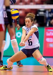 18-05-2016 JAP: OKT Peru - Italie, Tokio<br /> Italië verslaat Peru met 3-0 / Monica De Gennaro #6 of Italie