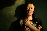 Actress Bronagh Gallagher Pic:Marc O'Sullivan