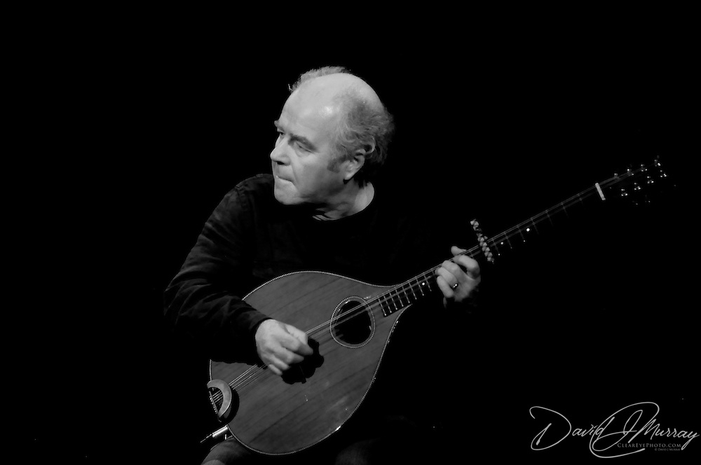 Ciarán Curran of Altan performs at The Music Hall in Portsmouth, NH