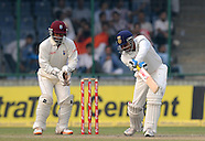 Cricket - India v West Indies 1st Test D3