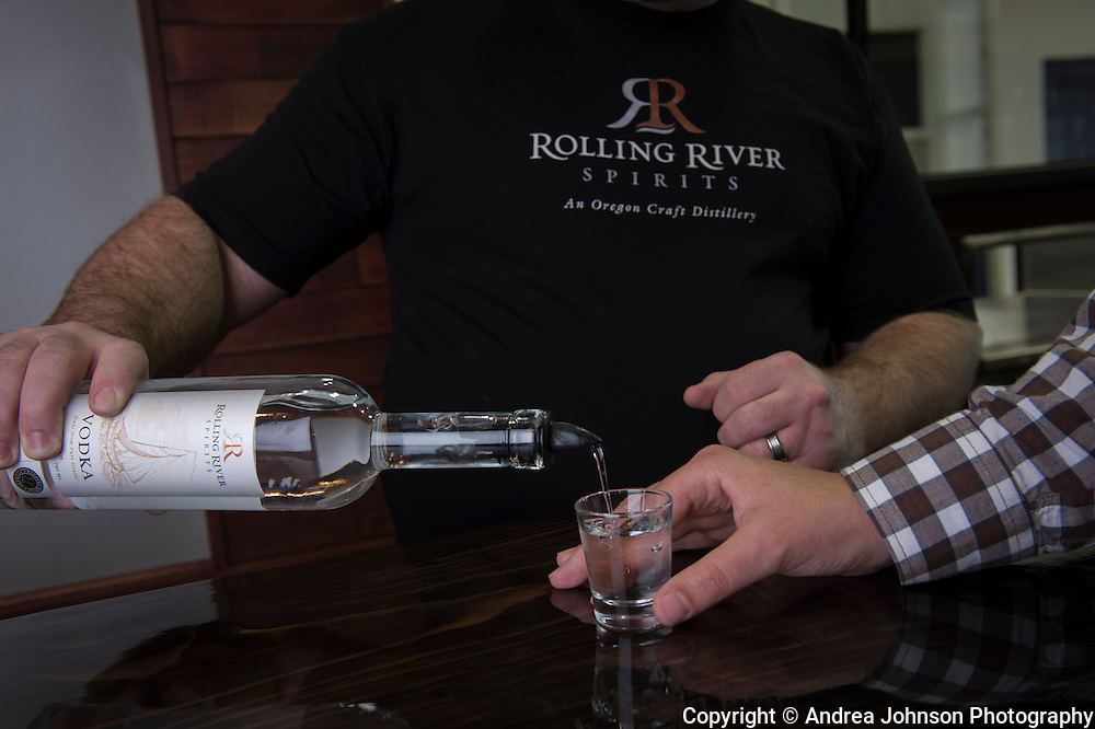 Rolling River Spirits, Portland, Oregon