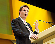 Liberal Democrats<br /> Autumn Conference 2011 <br /> at the ICC, Birmingham, Great Britain <br /> <br /> 17th to 21st September 2011 <br /> <br /> The Right Honourable<br /> Danny Alexander <br /> MP<br /> <br /> Chief Secretary to the Treasury <br /> <br /> Photograph by Elliott Franks