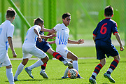 01.04.2017; Zuerich; <br /> Fussball FC Zuerich - FE15 Oberland - Red Star;<br /> Gian Luca Holzer (Zuerich) <br /> (Andy Mueller/freshfocus)