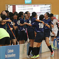 2016 National A Div Floorball: River Valley High vs Hwa Chong Institution