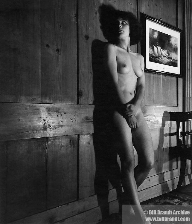Woodman's daughter, nude 1948