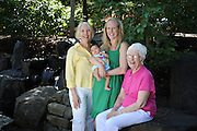 Four generations of Elaines in Walla Walla, Washington.
