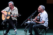 Gilberto Gil and Caetano Veloso
