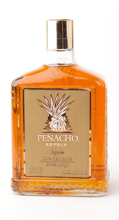 Penacho Azteca Extra Anejo -- Image originally appeared in the Tequila Matchmaker: http://tequilamatchmaker.com