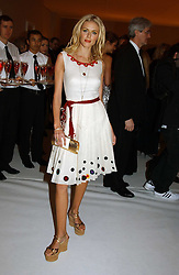DONNA AIR at the Moet & Chandon Fashion Tribute 2005 to Matthew Williamson, held at Old Billingsgate, City of London on 16th February 2005.<br /><br />NON EXCLUSIVE - WORLD RIGHTS