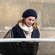 NLD/Amsterdam/20180203 - 80ste Verjaardag Pr. Beatrix, Prinses Annemarie Gualthérie van Weezel