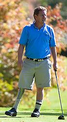 03.10.2010, Golfclub, Zell am See Kaprun, AUT, European Paragolf Championships 2010, im Bild Reinhard Friske, GER, EXPA Pictures © 2010, PhotoCredit: EXPA/ J. Feichter