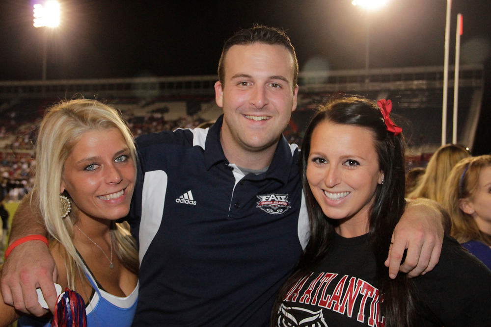 2011 FAU Football Fan Photos - vs Middle Tennessee State
