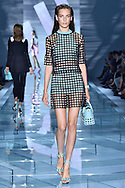 Versace<br /> Milan Fashion Week  Spring Summer 15 Milan September 2014