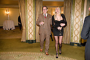 VIC REEVES; NANCY SORRELL, South Bank Show Awards, Dorchester Hotel, Park Lane. London. 20 January 2009