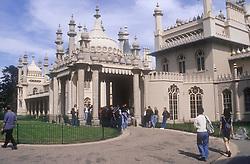 Royal Pavilion in Brighton,