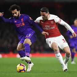 Arsenal v Liverpool, Premier League, 3 November 2018