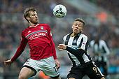 Newcastle United v Fulham 110317