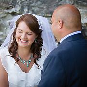 Gwendolyn + Mark Got Married!