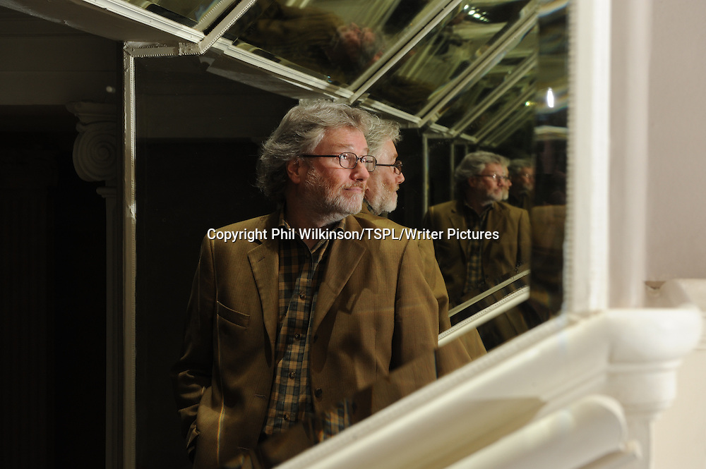 Iain Banks<br /> <br /> copyright Phil Wilkinson/TSPL/Writer Pictures<br /> contact +44 (0)20 822 41564<br /> info@writerpictures.com <br /> www.writerpictures.com