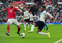 Football - 2018 / 2019 UEFA European Championships Qualifier - Group A: England vs. Bulgaria<br /> <br /> Danny Rose of England, at Wembley Stadium.<br /> <br /> COLORSPORT/ANDREW COWIE
