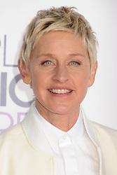 January 7, 2015 - Los Angeles, CA, United States - 7 January 2015 - Los Angeles, California - Ellen DeGeneres. People's Choice Awards 2015 - Arrivals held at the Nokia Theatre LA Live. Photo Credit: Byron Purvis/AdMedia (Credit Image: © Byron Purvis/AdMedia via ZUMA Wire)
