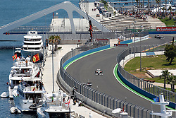 Motorsports / Formula 1: World Championship 2010, GP of Europe, 15 Vitantonio Liuzzi (ITA, Force India F1 Team),