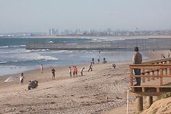 Tijuana 2015.<br /> Watching San Diego from Tijuana.<br /> <br /> San Diego visto da &quot;Playas de Tijuana&quot;