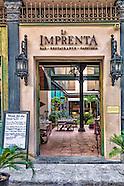Restaurante La Imprenta, Havana Vieja, Cuba.