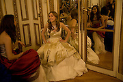 VIOLET HESKETH, , The 2008 Crillon Debutante Ball. Getting Ready the Day before. Crillon Hotel. Paris. 29 November 2008. *** Local Caption *** -DO NOT ARCHIVE-© Copyright Photograph by Dafydd Jones. 248 Clapham Rd. London SW9 0PZ. Tel 0207 820 0771. www.dafjones.com.