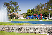 Playground at Cerritos Park