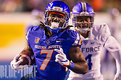 2017 Boise State football vs Air Force