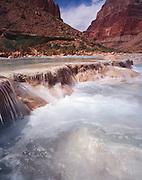 Little Colorado River, Colorado River mile 61.5, Grand Canyon National Park, Arizona, USA; 5 May 2008; Pentax 67II, 45 mm lens, polarizer, Velvia 100