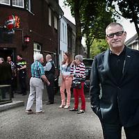 Nederland, Maastricht, 12 mei 2015.<br /> Bert Kersten heeft afscheid genomen als gedeputeerde.<br /> Op de foto Bert Kertsen in Blauwdorp.<br /> Foto: Jean-Pierre Jans
