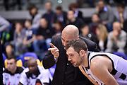 Aleksander Djordievic Baldi Rossi Filippo<br /> FIAT Torino - Segafredo Virtus Bologna<br /> Lega Basket Serie A 2018-2019<br /> Torino 17/03/2019<br /> Foto M.Matta/Ciamillo & Castoria