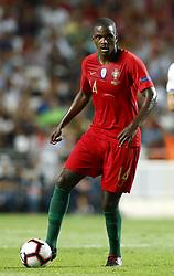 September 10, 2018 - Lisbon, Portugal - Portugal v Italy - UEFA Nations League.William Carvalho of Portugal at Estadio da Luz in Lisbon, Portugal on September 10, 2018. (Credit Image: © Matteo Ciambelli/NurPhoto/ZUMA Press)