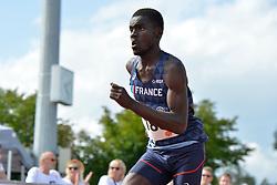 06/08/2017; Kouakou, Charles-Antoine, T20, FRA at 2017 World Para Athletics Junior Championships, Nottwil, Switzerland