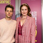 NLD/Amsterdam/20191007 - Premiere van De Alex Klaasen Revue - Showponies 2, Britte Lagcher en ......