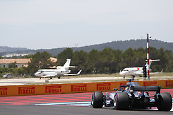 June 22, 2018 - Le Castellet, France - Motorsports: FIA Formula One World Championship 2018, Grand Prix of France, ..#44 Lewis Hamilton (GBR, Mercedes AMG Petronas Motorsport) (Credit Image: © Hoch Zwei via ZUMA Wire)