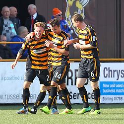 Alloa v Rangers | Scottish Championship | 20 September 2014