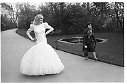 Alexandra Heseltine. NSPCC Centenary Year Dress Show 16.4.84© Copyright Photograph by Dafydd Jones 66 Stockwell Park Rd. London SW9 0DA Tel 020 7733 0108 www.dafjones.com