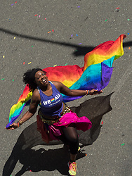 United States, Washington, Seattle, Pride Parade