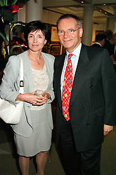 LORD & LADY ARCHER at a party in London <br /> on 22nd June 2000.OFS 8<br /> © Desmond O'Neill Features:- 020 8971 9600<br />    10 Victoria Mews, London.  SW18 3PY <br /> www.donfeatures.com   photos@donfeatures.com<br /> MINIMUM REPRODUCTION FEE AS AGREED.<br /> PHOTOGRAPH BY DOMINIC O'NEILL