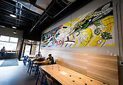 Working Draft Beer Company in Madison, Wisconsin, Thursday, March 22, 2018.