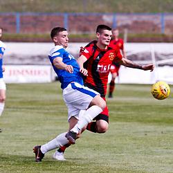 Cowdenbeath v Annan, Scottish League Two, 11 August 2018